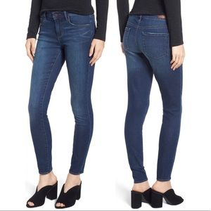 ARTICLES OF SOCIETY Sarah Skinny Jeans in Silver Lake Wash Women's Size 28
